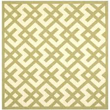 square 8x8 rug courtyard contemporary beige green indoor outdoor rug square rugs square outdoor rugs 8x8