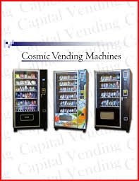 Vending Machine Manual Fascinating Cosmic Vending Machines Manual