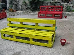 Tavoli Da Giardino In Pallet : Arredamento esterno con pallet hackers divano poltrona in
