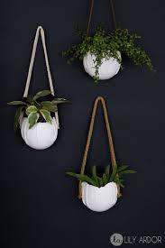 wall planters indoor diy wall planter