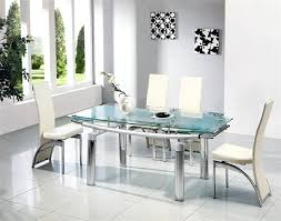 glass dining tables sets waste time a glass dining table now dining room tables dining
