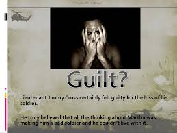 guilt essay the things they carried the things they carried theme of guilt and blame
