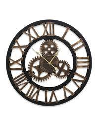 my plaza wall clock extra large vintage