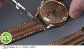 replacing a watch strap