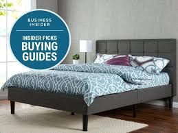 Bedding For Platform Beds Macys Best Bed Frame Queen Under Perfect ...