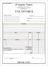 Microsoft Template Invoice Metabots Co