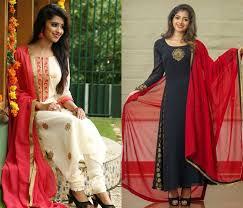 21 Plain Churidhar Color Combinations To Look Stylish Good