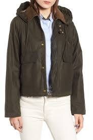 Barbour Margaret Howell Spey Water Resistant Waxed Cotton