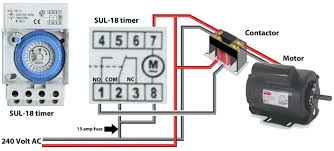 how to wire dt 1440 timer 220V Pool Pump Wiring Diagram Swimming Pool Timer Wiring Diagram #27