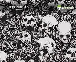 Skull Pattern Stunning Skulls Zombies DeadEye Inc
