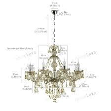 uk stock ceiling lights chandelier crystal cognac color luxury modern 10 lights living room bedroom dining room lighting ideas