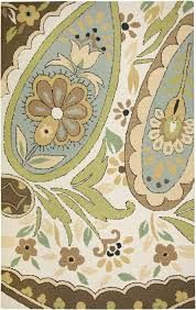 brown and green area rugs impressive rizzy country ct 1631 ivory blue rug rugdess com decorating