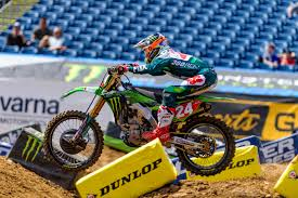 it was a tough day for the cur 250sx eastern region points leader austin forkner as he suffered an injury from a crash in practice that ultimately