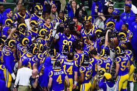 La Rams Te Depth Chart Post 2019 Nfl Draft La Rams Depth Chart Look 53 Man Roster