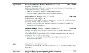 Resume Personal Profile Examples Of Profiles For Resumes How To