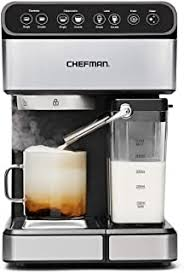 This espresso and coffee machine combination has an automatic preparation mode which lets you select a variety of beverages to fill your cup with, from the single why you may want a coffee and espresso maker combo for home. Espresso Machine Coffeemaker Combos Amazon Com