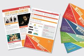 Creative Design Templates Creative Newsletter Design Templates Google Search Non Profit