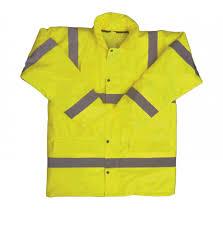 Warrior Storm Jacket Sizing Chart Warrior Hi Vis Motorway Jacket