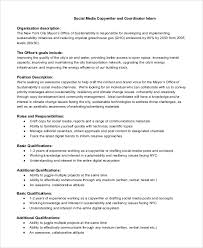 Copywriter Job Description Sample Copywriter Job Description 100 Examples in PDF Word 2