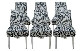 wonderful animal print dining room chairs incredible amusing zebra regarding with regard to animal print dining chairs popular