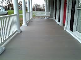chic tongue and groove porch flooring