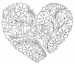 Small Picture Love Coloring Pages Printable FunyColoring