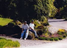 Kubota Garden - Celebrating Father's Day with an archival photo of ...