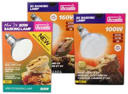 Uvb And Basking Light Details About Arcadia D3 Reptile Basking Lamp Bulb Heat Light Uv Uvb Mercury Vapour