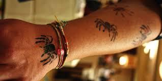 как сделать временные татуировки лайфхакер