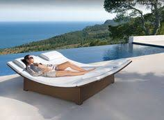 I want this Dedon Pool Bed Home ideas yard Pinterest