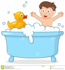 Bathtub clipart rubber ducky - Pencil and in color bathtub clipart ...