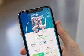 Pokémon Go Palkia best counters and movesets raid guide - Polygon