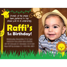 invitation birthday cards designs raffis 1st birthday card design arpidesign ideas