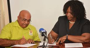 Guyana Goldfields plugs $8M into CUSO's ReTool Guyana Project -to train LTI  staff on Occupational Health and Safety - Guyana Chronicle