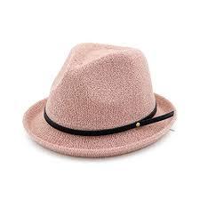 ZhengFei Sun <b>Hat Fedora Hat Ladies</b> Straw <b>Hat</b> Sun <b>Hat</b> Jazz <b>Hat</b> ...