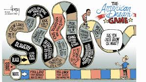 the american dream game democratic underground  the american dream game
