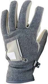 Amazon | audry jones(オードリージョーンズ) スノーボードグローブ MELTON JOHN(メルトンジョン)HiPORA素材使用  オールシーズン用 AJ14-MELTON-02 GRAY グレイ 灰色 11(XL) | audry jones(オードリージョーンズ) | グローブ