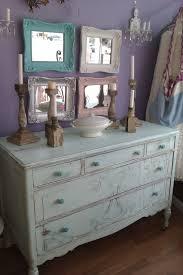 antique distressed furniture. Beach Cottage Antique Distressed Dresser Aqua Blue Eclectic In Furniture E