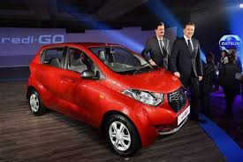 nissan new car release in indiaNissan unveils 3rd Datsun model rediGo  Livemint