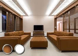brown white color combination