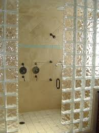 ... Artistic Decoration In Bathroom Interior Design Photos Of Glass Block  Showers Ideas : Impressive Clear Glass ...