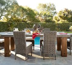 acacia chunky leg 96 dining table
