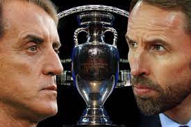 Euro 2020 England vs. Italy final ...