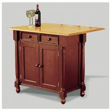 Image of: Kitchen Island with Drop Leaf Style