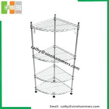 whole black chrome storage rack 4 tier organizer kitchen shelving wire shelves costco racks