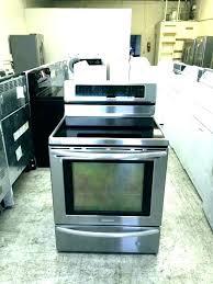 frigidaire flat top stove frigidaire flat top stove parts