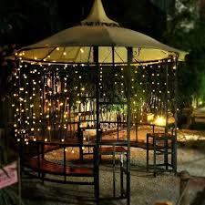 Lemontec Commercial Grade Outdoor String Lights Outdoor String Lights Patio Party Home Yard Garden Wedding