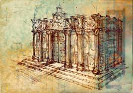 architecture sketch wallpaper. Architecture Sketch By SILENTJUSTICE Wallpaper S