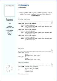 Doc Resume Template Mesmerizing Resume Templates Google Docs Awesome Weeklyresumes Wp Content 48