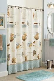 better homes and gardens bathrooms. Wonderful Homes Better Homes And Gardens Coastal Collage Fabric Shower Curtain Intended And Bathrooms M